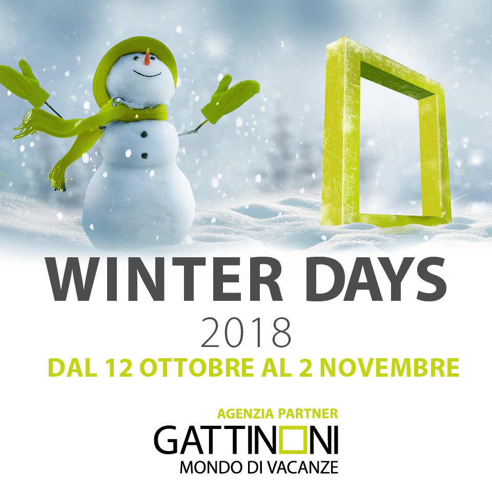 WINTER DAYS 2018